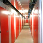 Couloir Annexx succès du self stockage
