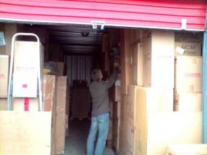 le box de stockage annexx r pond aux besoins de votre entrep. Black Bedroom Furniture Sets. Home Design Ideas
