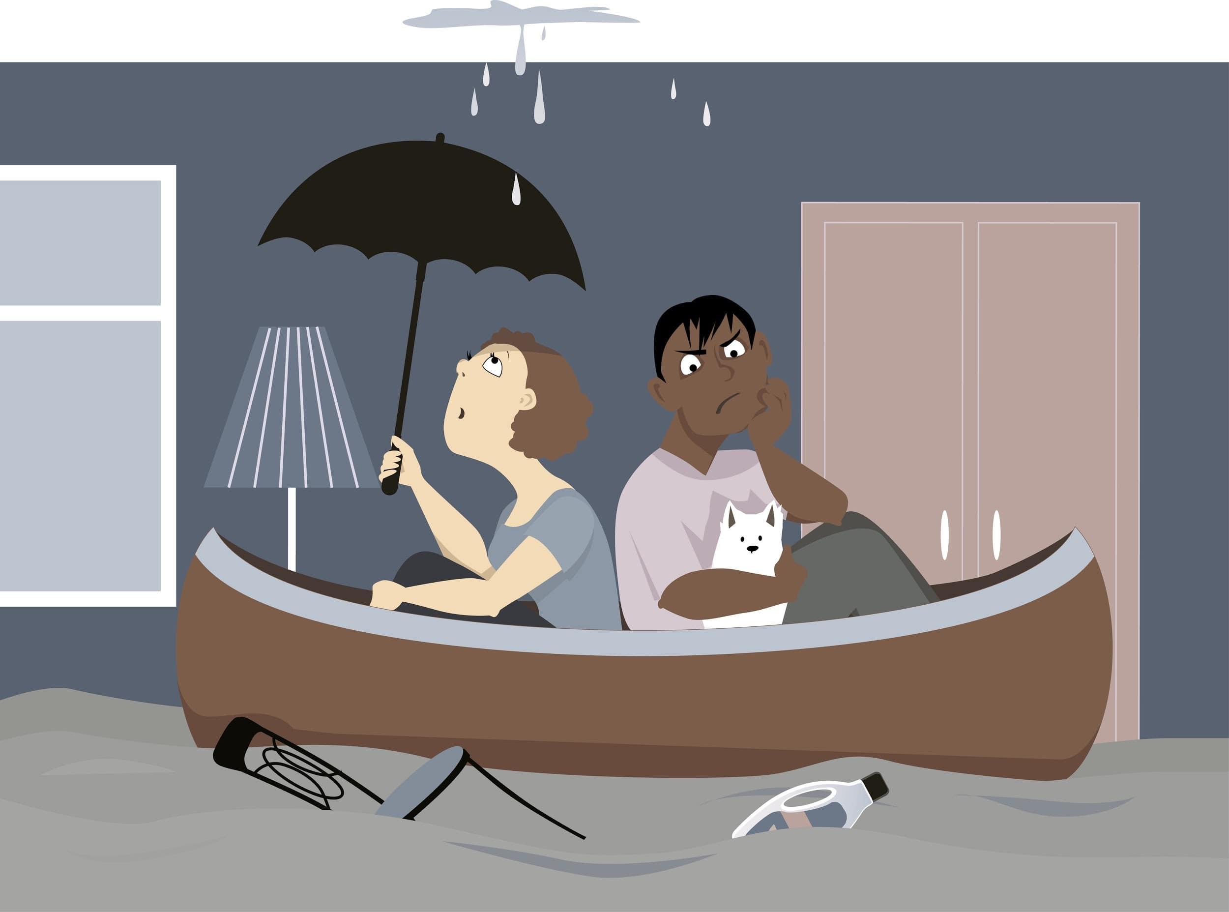 Assurance Habitat sinistre et dégât dans votre appartement prenez un box de stockage avec Annexx