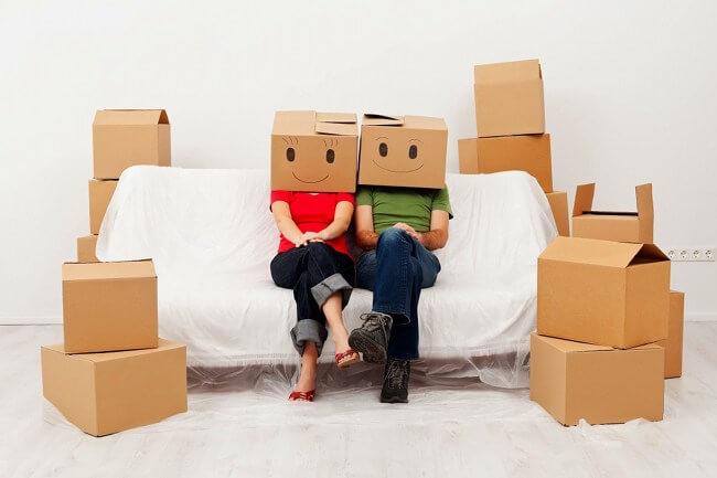Déménagement : déballer ses cartons en gérant ses priorités