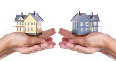 échange de maison : protection de vos biens