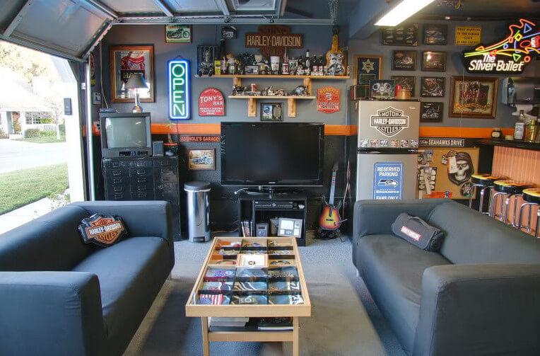 transformer une pièce en espace détente