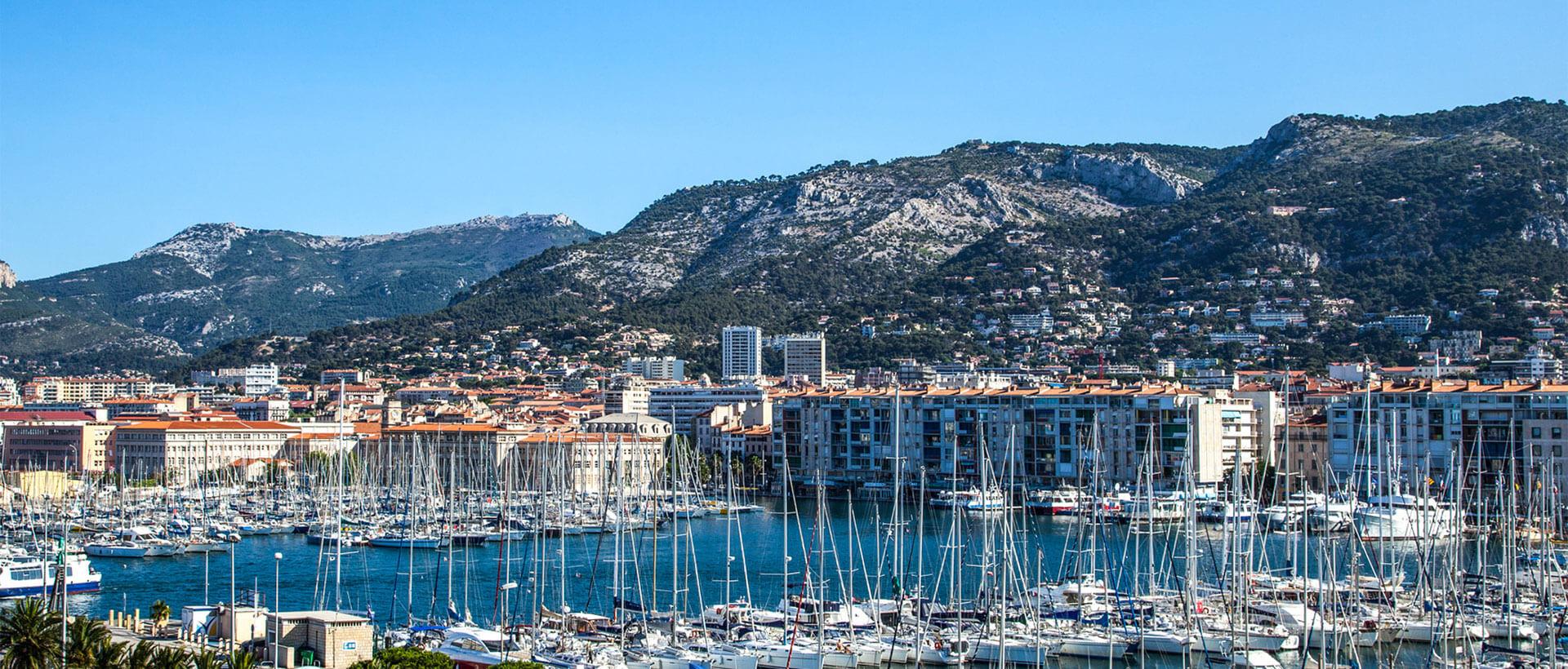 Les 3 bonnes raisons de partir vivre à Toulon en Côte d'Azur