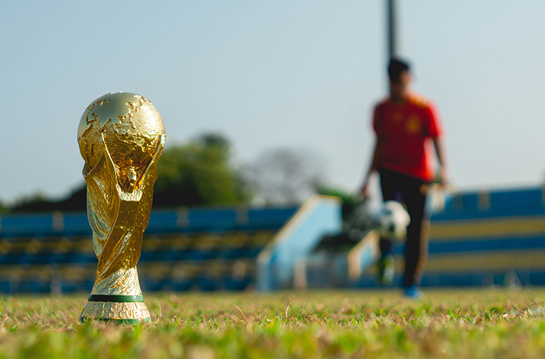 Jeu concours Coupe du Monde de Football