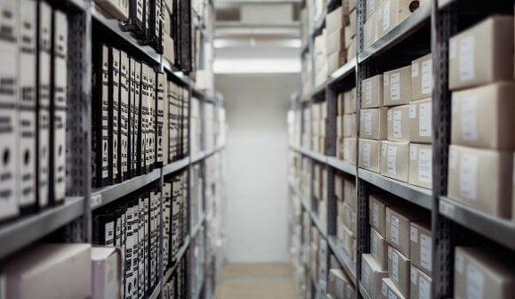 archivage document