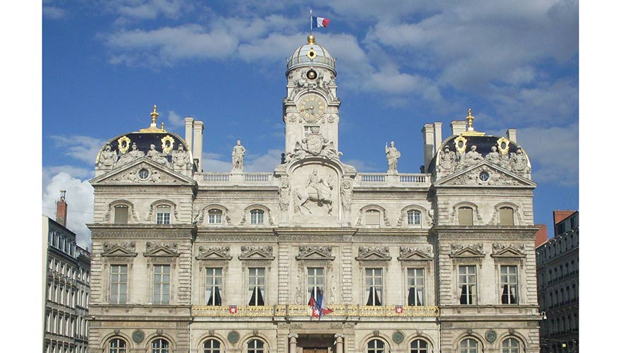 Mairie Lyon