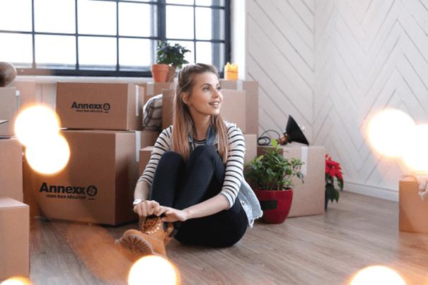 Reconfinement les déménagements