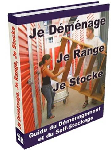 Click to view Je Demenage, Je Range, Je Stocke  ebook 1.0 screenshot