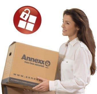 vente de carton Annexx