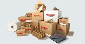 Boutique de cartons de déménagement Annexx