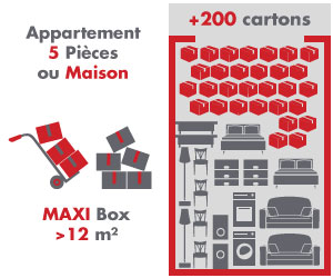 box de plus de 12 m²