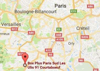 Location de box garde meuble sud courtaboeuf box plus - Location de box pour stocker des meubles ...