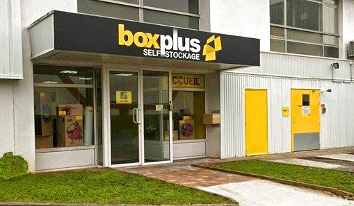Boxplus Herblay