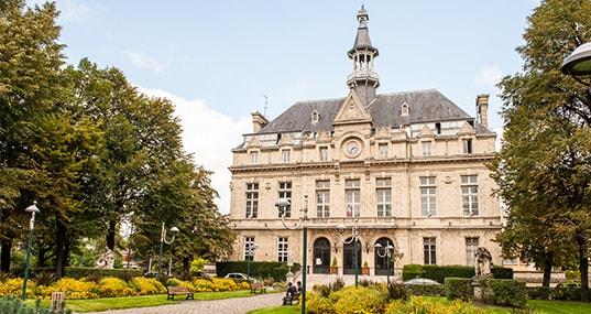 location de box de stockage à La Courneuve, Paris, 93